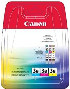 Canon BCI-3E Color Multipack Cartouche d'encre d'origine