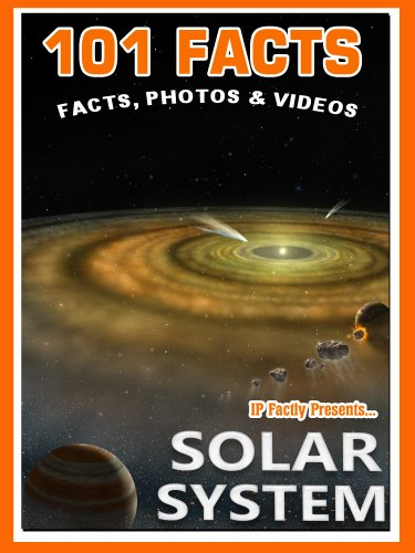 free kindle book 101 Facts… Solar System. Space Books for Kids. Amazing Facts, Photos & Video. (101 Space Facts for Kids Book 4)