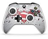 Gizmoz n Gadgetz GNG Adesivi In Vinile Per Xbox One S Con Il Logo Di Superman V Batman Per 2x Controllers