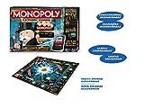 Hasbro Juego Monopoly, (6677B)
