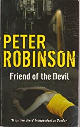 [ FRIEND OF THE DEVIL BY ROBINSON, PETER](AUTHOR)PAPERBACK