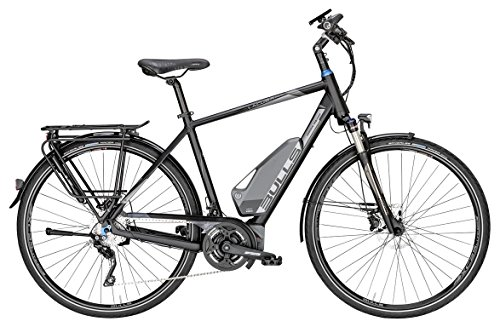 Green Mover Lacuba Plus 650Wh Trekking schwarz-matt 2016