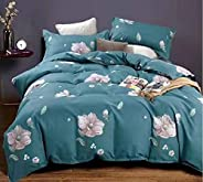 Comfortable Home 6piece King Size Bedding sets queen, 1piece Quilt Cover=220x240cm,1piece Fitted Sheet=250x270cm, 2piece Pil