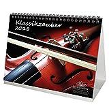 Premium Calendario da tavolo/Calendario 2018· DIN A5· Klassik · Klassik zauber · Set Regalo con 1biglietto d' auguri e 1biglietto di Natale · Edition Anima magica