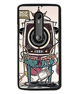 Fuson Designer Back Case Cover for Motorola Moto G Turbo Edition :: Virat FanBox Moto G Turbo Virat Kohli (Love One Liners Motivational Inspirational Spiritual Lonely)