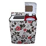 #5: Kuber IndustriesTM Semi Automatic Top Load Washing Machine Cover For 6 Kg/6.5 kg /7 Kg (WMC13)