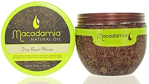 Macadamia Natural Oil - Deep Repair Masque 470ml