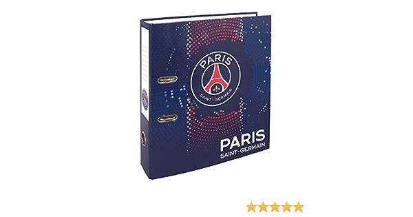 offizielle Kollektion Paris Saint Germain PSG Ordner mit Hebel
