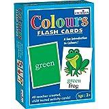 Creative Educational Aids 0522 Colour - Flash Cards