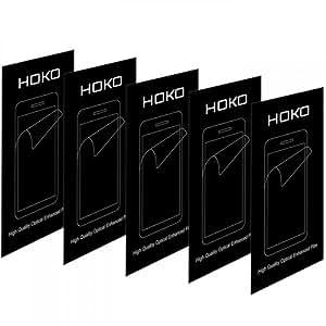 VEEGEE Anti Fingerprint Anti Glare Matte Screen Protector Scratch Guard For HTC Desire 526G+ [With Dust Remover Sticker]