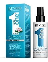 REVLON PROFESSIONAL Uniqone Hair Treatment Lotus Flower, 150 ml