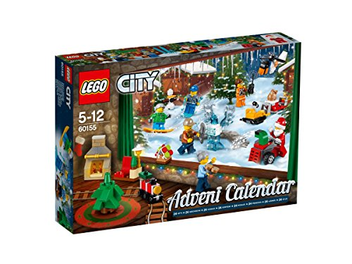LEGO City 60155 - Calendario dell'Avvento 2017