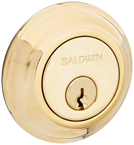 Keyed Baldwin Hardware (Baldwin Hardware 8231.031 Riegel Schloss)