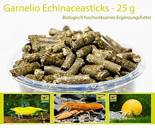 Garnelio - Echinacea Sticks - 25 g - Garnelen Futter
