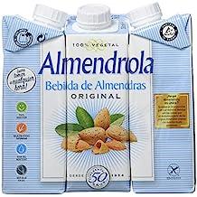ALMENDROLA Bebida de Almendras Original 250ml [caja de 8 packs de 3x250ml]