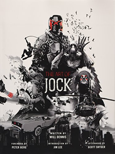 The Art of Jock por Will Dennis