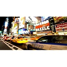 Tiempo bastidor NYPD de Nueva York (T1028)