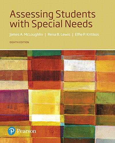 Assessing Students with Special Needs, with Enhanced Pearson eText -- Access Card Package (What's New in Special Education)