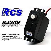 Price comparsion for 2x RCS Model B4306 RC High Speed & Torque R/C Hobby Standard Servo CA137