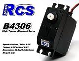 2x RCS Model B4306 RC High Speed & Torque R/C Hobby Standard Servo CA137