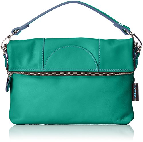 Gabs & Gabs Studio Luisa, sac bandoulière Grün (Smeraldo)