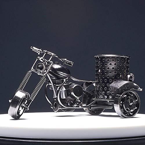 Hacpigbb ferro decorazione moto artigianato decorazione della casa regali dipinti a mano modello di moto souvenir per camera da letto soggiorno soggiorno - modellismo 7