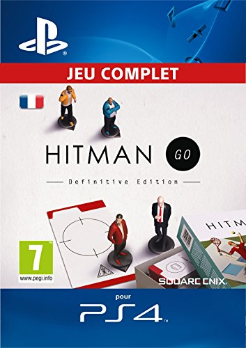Hitman GO : Definitive Edition