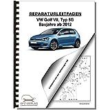 VW Golf 7, Typ 5G (12></noscript>) Zusatzheizung, Standheizung - Reparaturanleitung