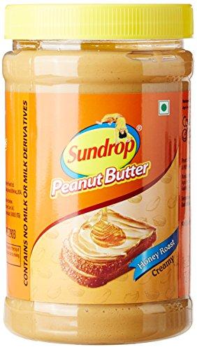 Sundrop Peanut Butter Honey Roast Creamy, 462g