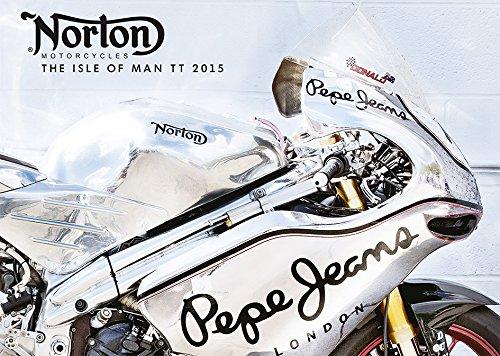 Norton Motorcycles Isle of Man TT 2015 por David Burton