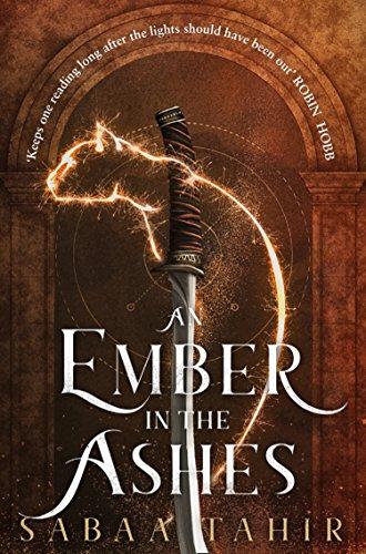 An Ember in the Ashes (Ember Quartet, Book 1) (English Edition) por Sabaa Tahir