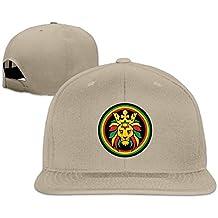 3b5505f80c90a XCarmen Rasta Lion Lion of Judah Stylish Béisbol Adult Unisex Cap Natural