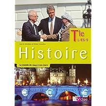 Grondeux Histoire Tle L/ES/S • Manuel de l'élève