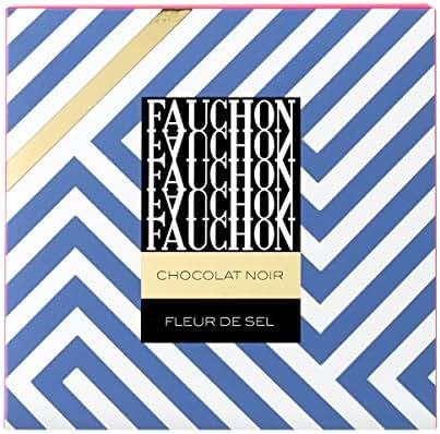 Fauchon - Chocolat noir à la Fleur de Sel