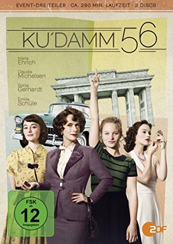 Ku'damm 56 [2 DVDs] - Leben Von Der Partei Kostüm