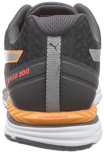 Puma - Speed 300 Ignite, Scarpe da corsa Uomo Arancione (Orange (orange pop-asphalt-puma silver 03))