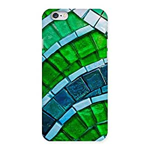 Special Green Footpath Back Case Cover for iPhone 6 6S