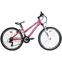 WST Cosmo Bicicleta de montaña, Mujeres, Rosa, ...