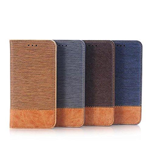 Samsung S7 S7 Edge Case,grenzen Überschreiten Muster Pu - Leder - Fall Weiche Decken Mit Karte Und Cash - Slots Für Samsung S7, S7 Rand ( Color : 1 , Size : S7 Edge ) 4