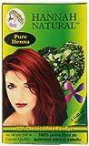 Best Hannah - Hannah Natural 100% Pure Henna Powder. Review