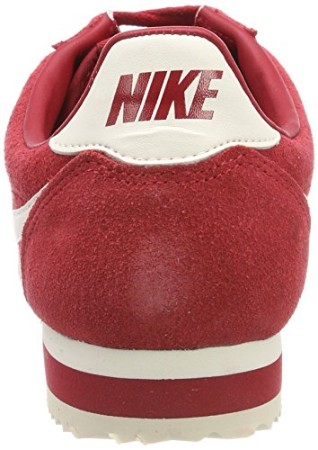 Nike Classic Cortez Se, Chaussures de Running Homme Rouge (Gym Redsail 600)