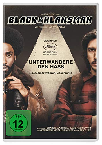 BLACKkKLANSMAN - Equalizer Dvd-the