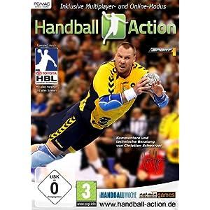 Handball Action – [PC/Mac]