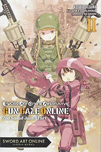 Sword Art Online Alternative Gun Gale Online, Vol. 2 (light novel) por Reki Kawahara