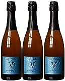 Weingut Heinrich Vollmer Pinot Cuvée EVA  Sekt b.A. brut (3 x 0.75 l)