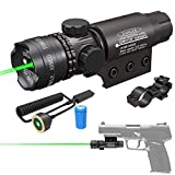 Best Allen Allen Hunting Pellets - Huntiger Tactical Green Laser Sight 532nm with Picatinny Review