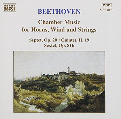 Beethoven Kammermusik für Bläser und Streicher