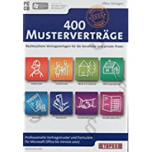 400 Musterverträge (DVD-ROM)