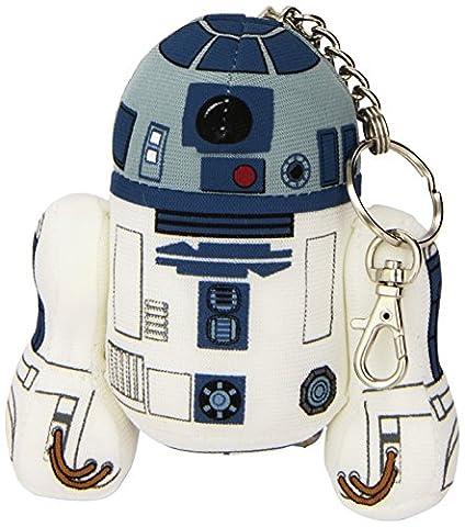 Joy Toy 741018 12 cm R2-D2 Plush Keychain