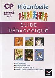 Ribambelle CP série Violette éd. 2016 - Guide pédagogique